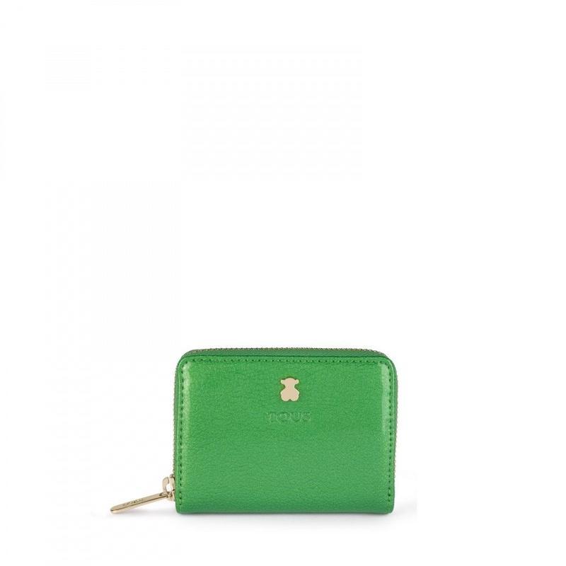 コインパースDorp グリーン/ 合成皮革 / カード・コイン兼用 / 小型(995960389)