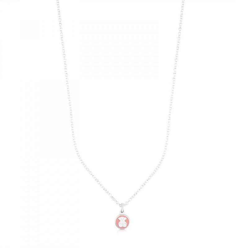 シルバーのネックレス Spot(314894500)
