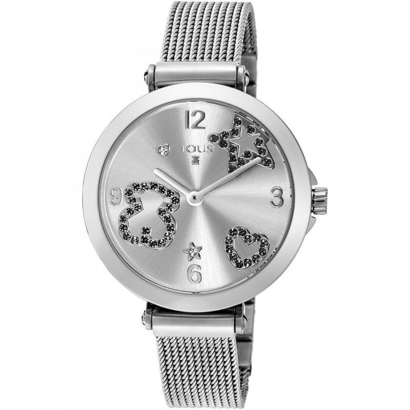 腕時計 Icon Meshスチール ベルト:ステンレススチール / ステンレススチール / 33mm(600350380)