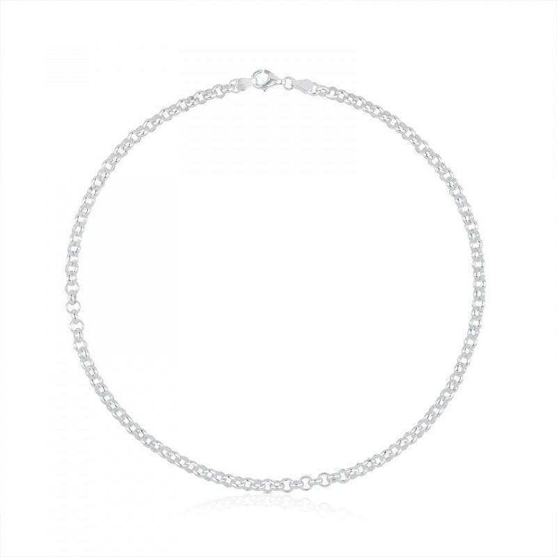 チェーンネックレスTOUS Chainsロロ シルバー / 40cm(511902000)