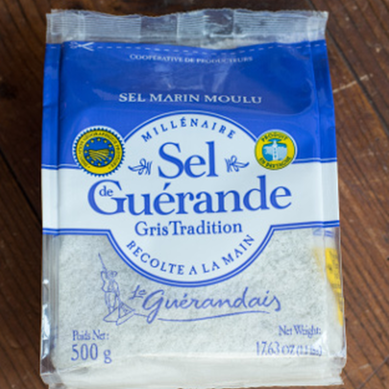 ゲランドの塩 500g