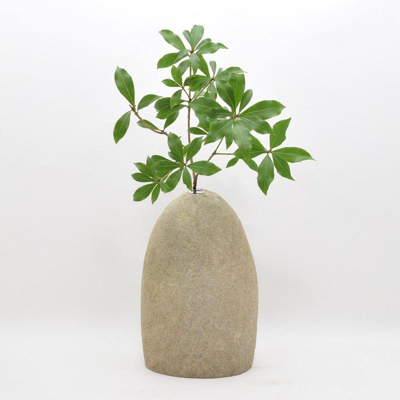 Real Stone Vase 008