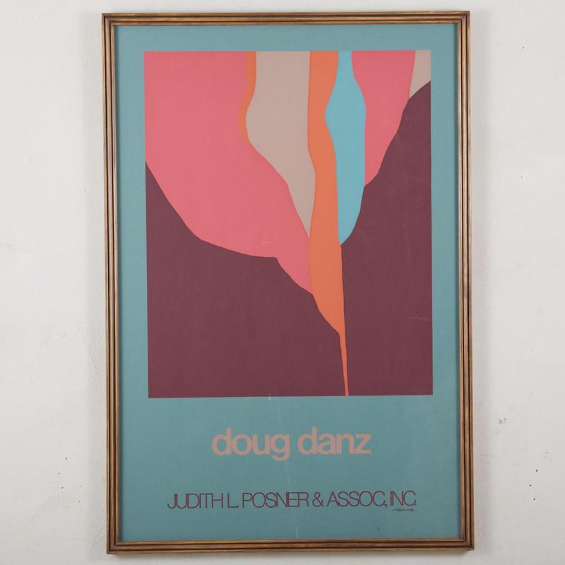 Doug Danz abstract art print 123