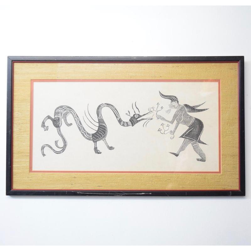 dragon printmaking 015