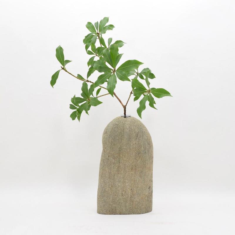 Real Stone Vase 009
