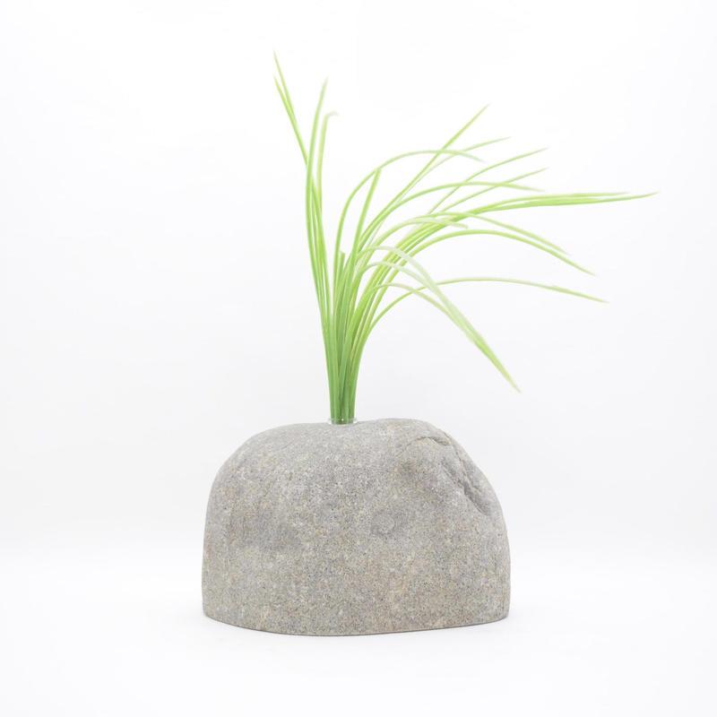 Real Stone Vase 016