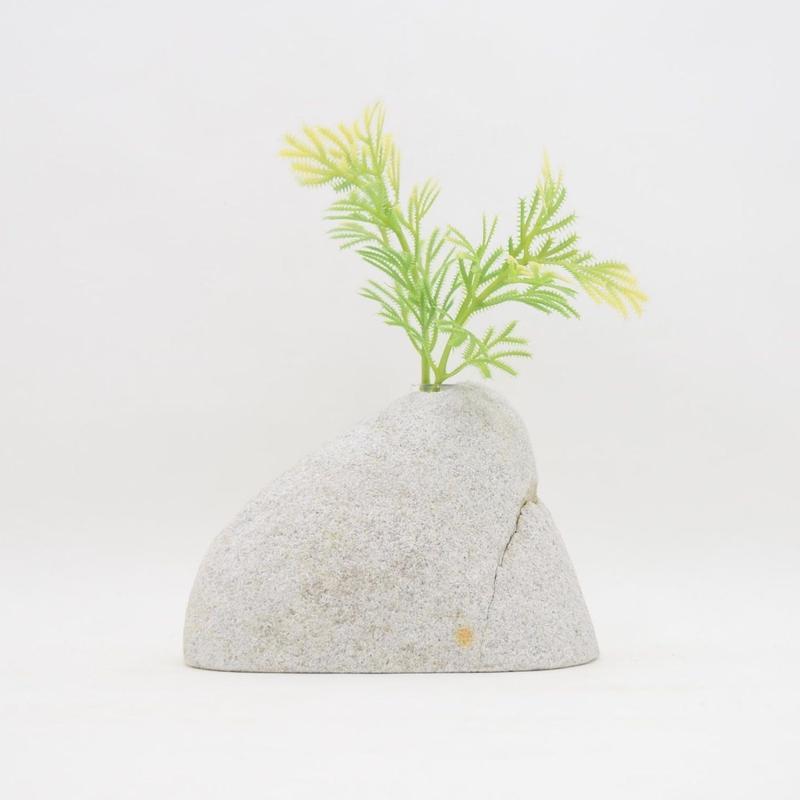 Real Stone Vase 023