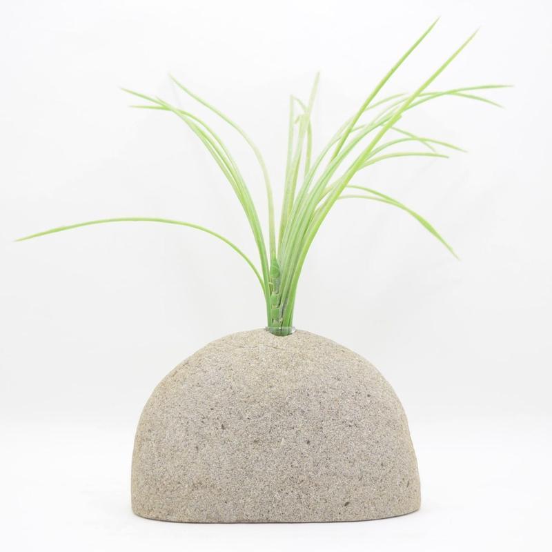 Real Stone Vase 014