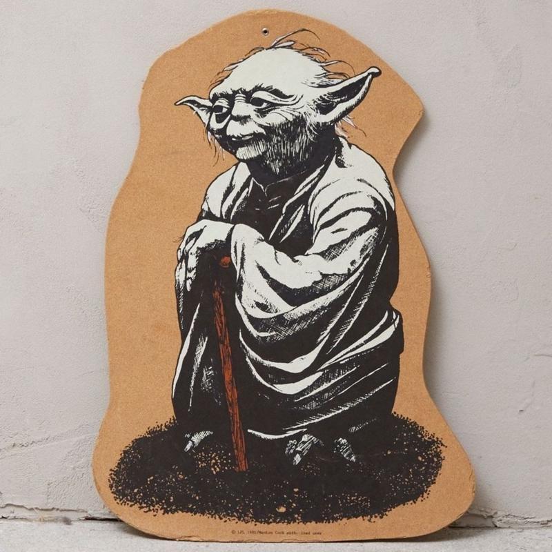 Vintage Yoda 055