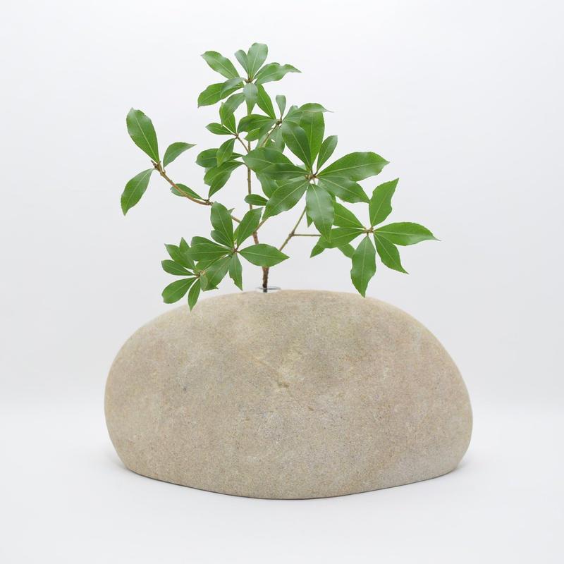 Real Stone Vase 001