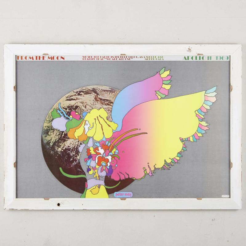 1969 Peter max Vintage Poster 131