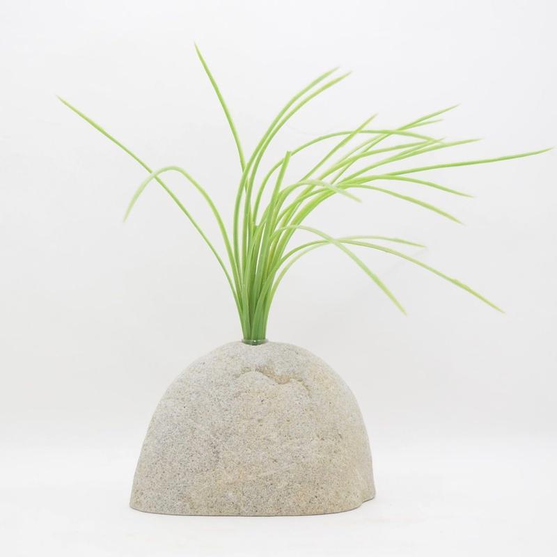 Real Stone Vase 015