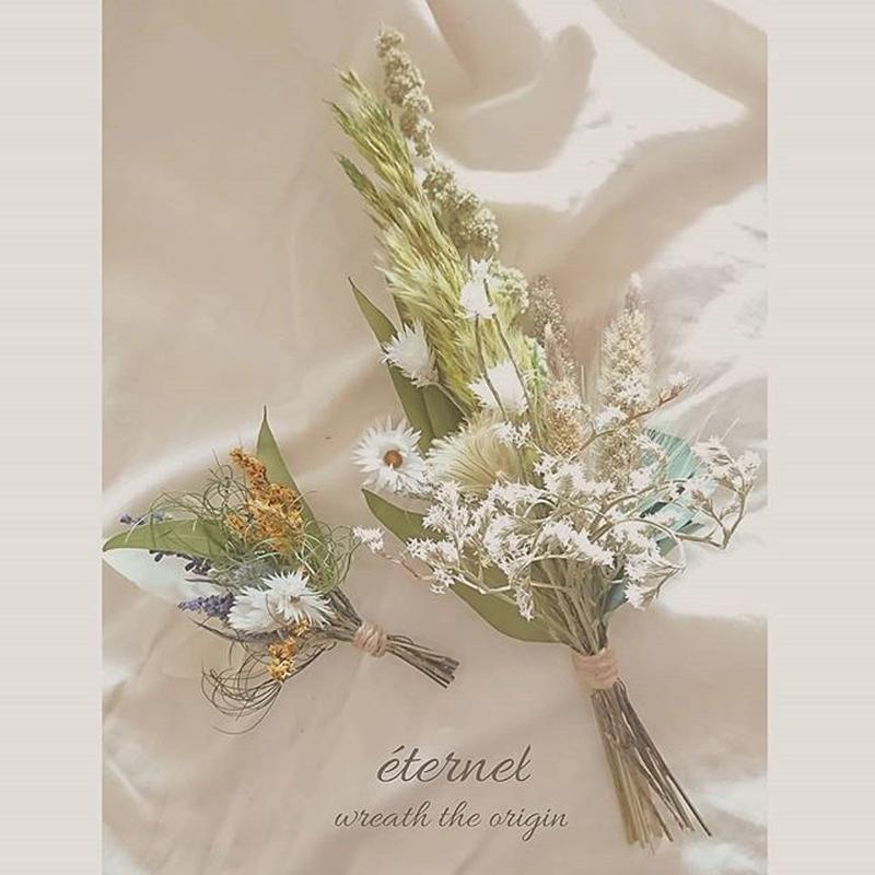 swag+petite bouquet