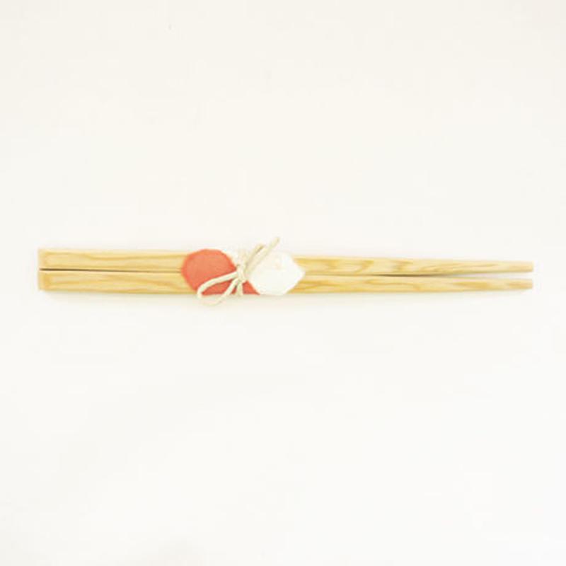 屋久杉の箸 (21cm)</br>Yakushima cedar chopstick(21cm)