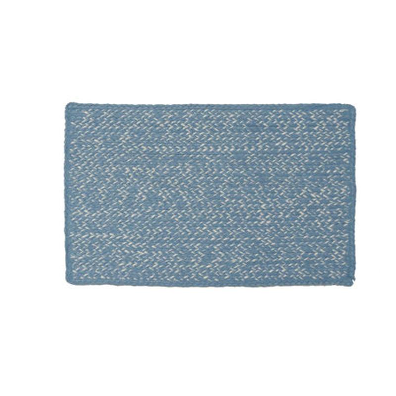 ジュートマット(青) Jute mat (Blue)
