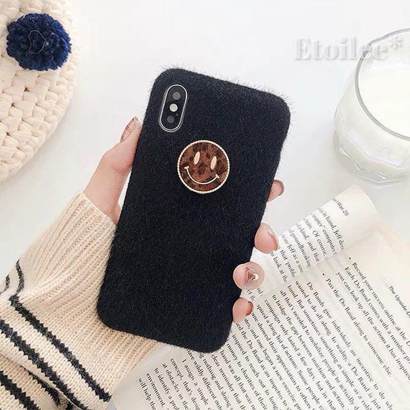 Leopard smile iphone case