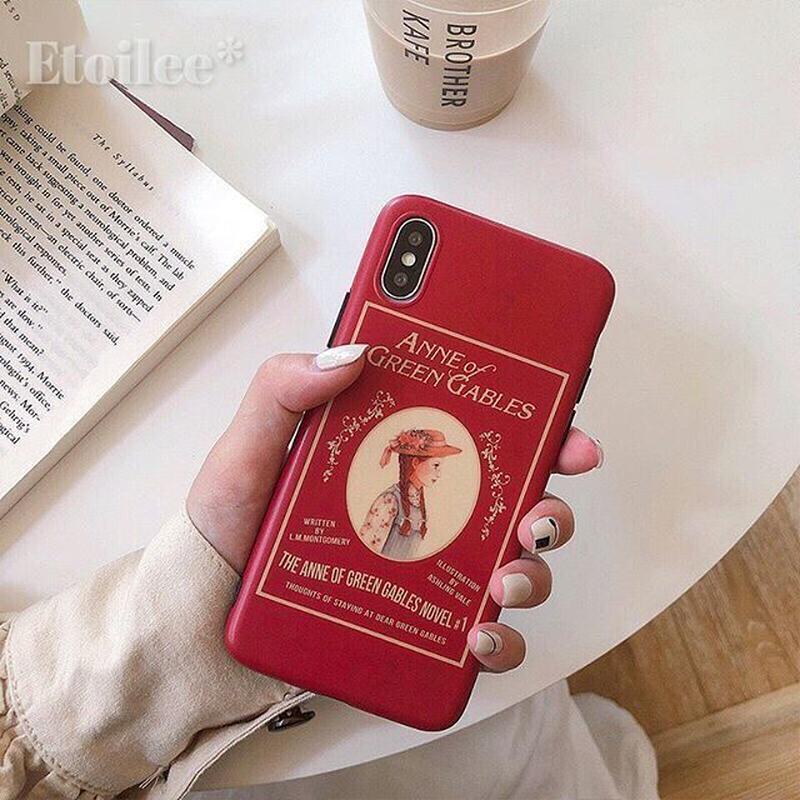Anne iphone case