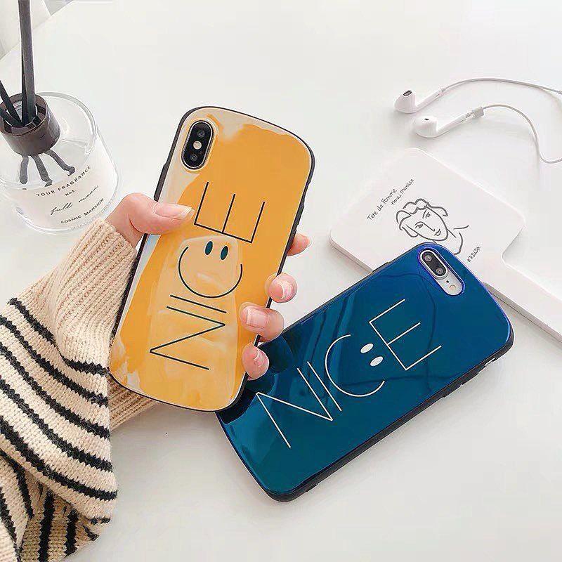 Nice laser iphone case