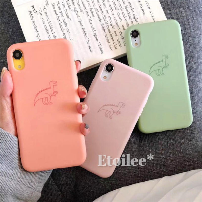 Dinosaur 3colors iphone case