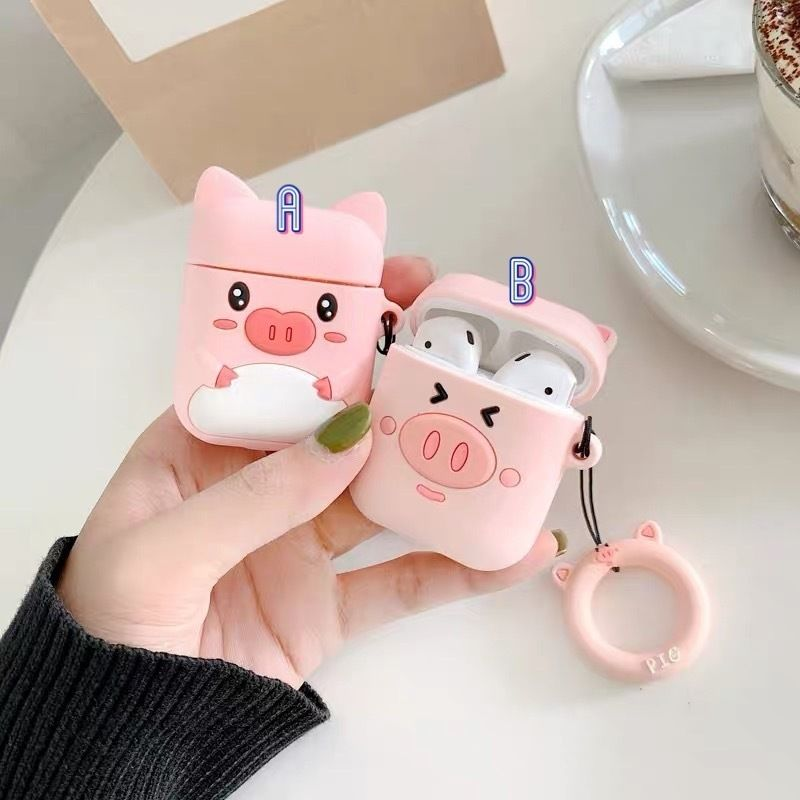 Pig airpods case
