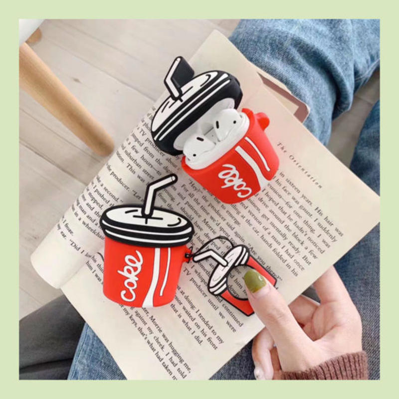 Coke  airpods case