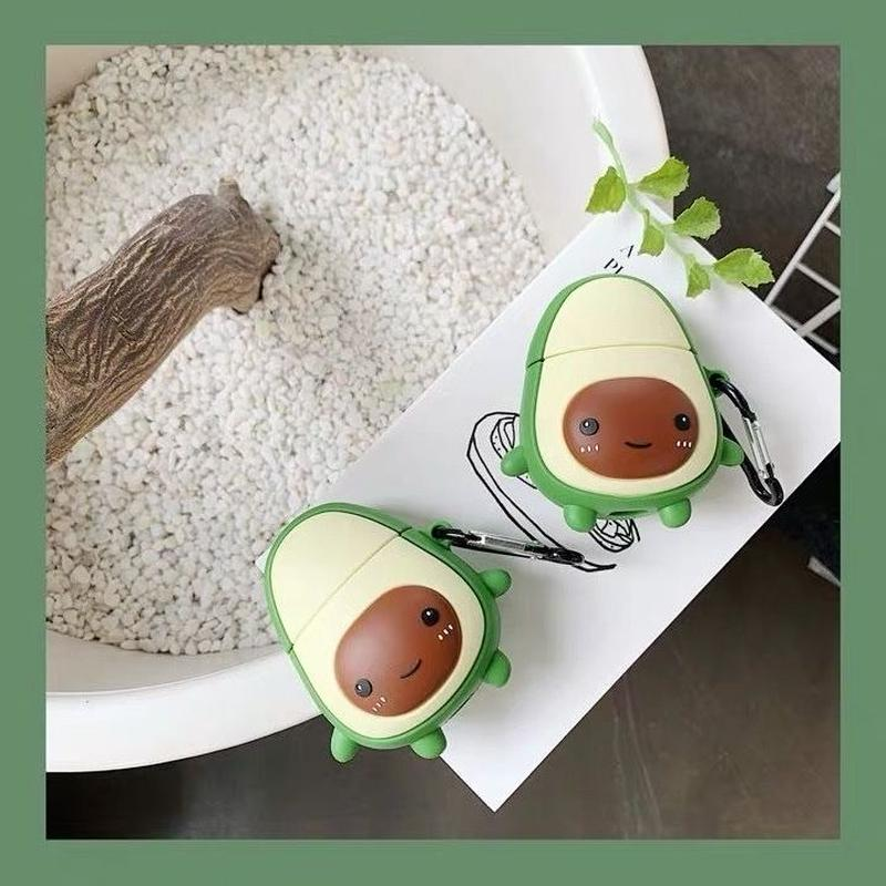 Big avocado  airpods case