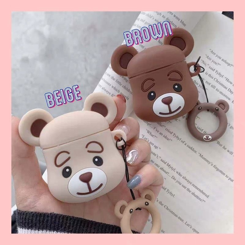 Bear airpods case