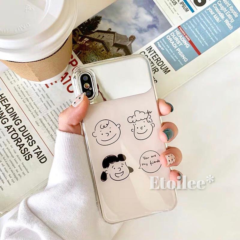 ⚠発送遅延⚠My friend  mirror iphone case