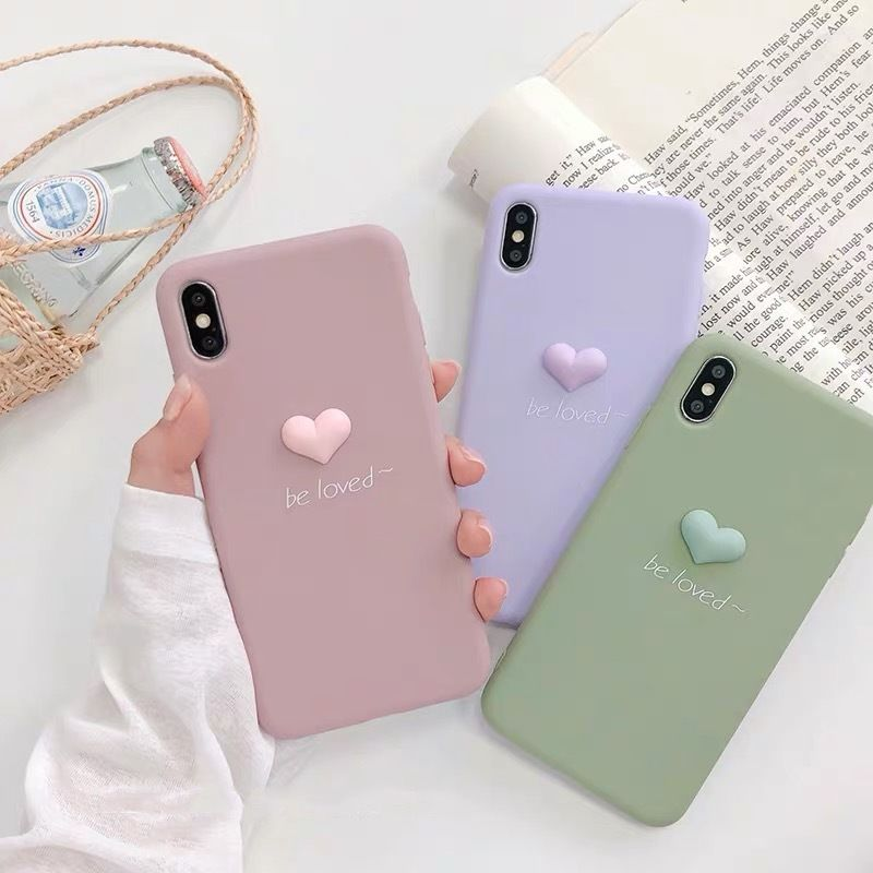 Petite heart be loved  iphone case