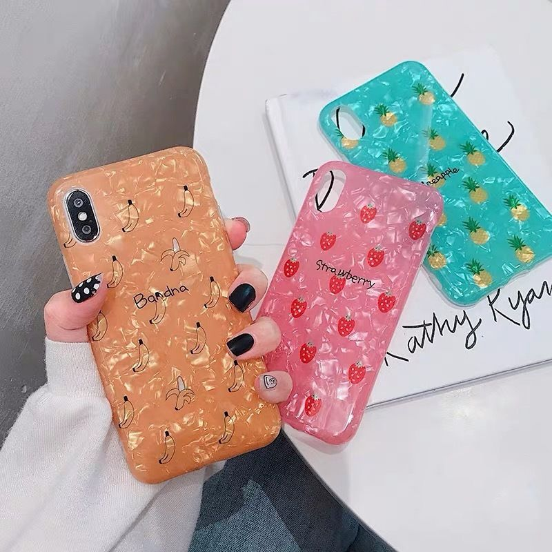 Fruits shell iphone case