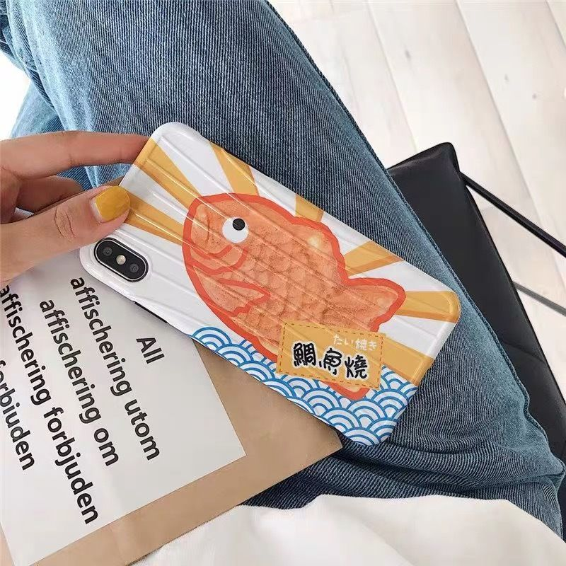 Taiyaki  iphone case
