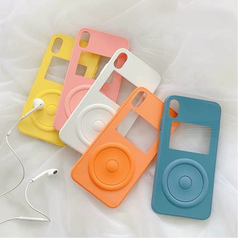 Music player iphone case