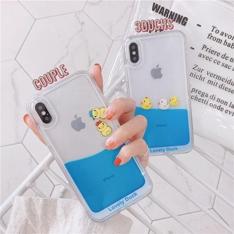 Duck quicksand iphone case