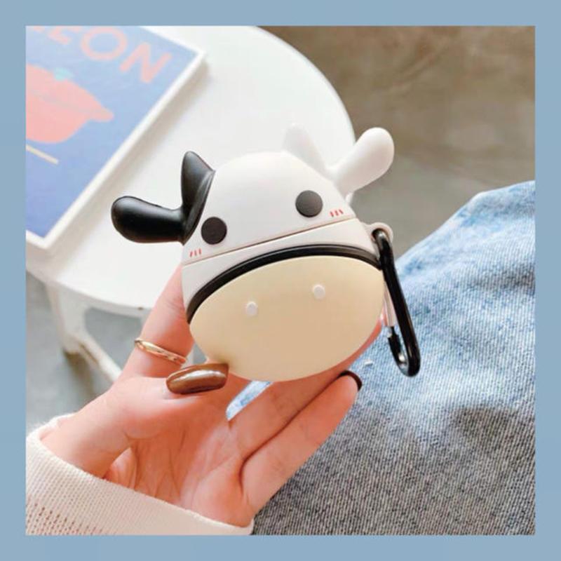 Milk cow  airpods case
