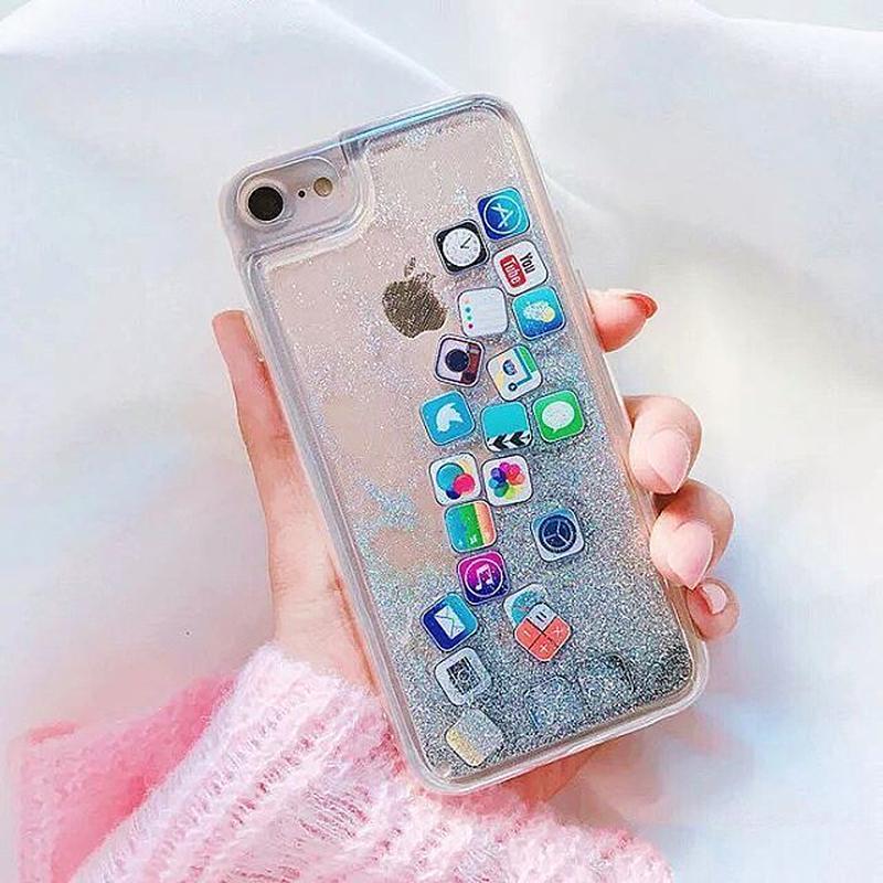 App quicksand iphone case