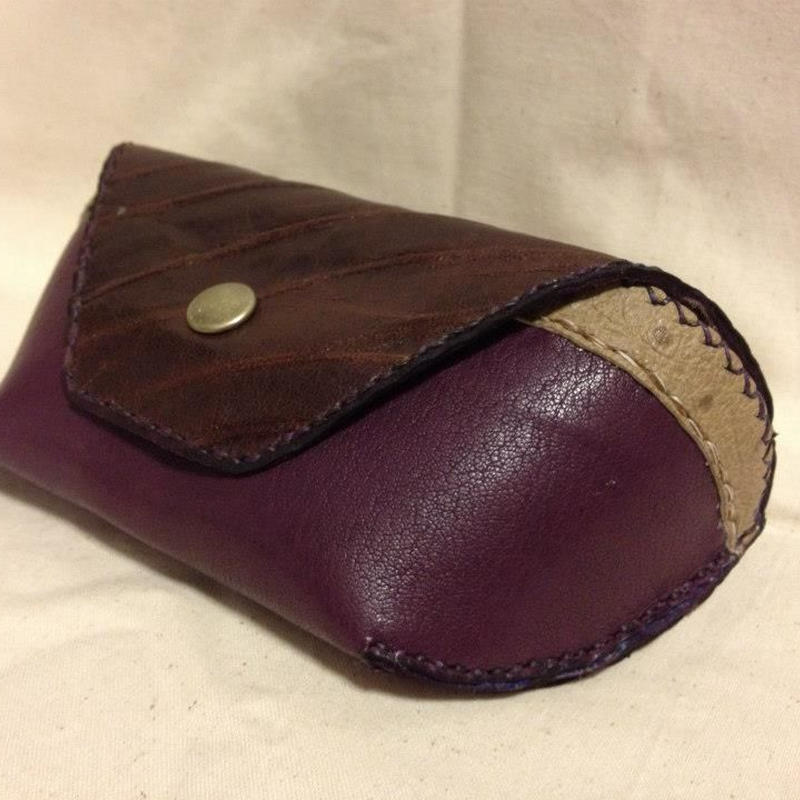 "Semi-custom made item ""glasses case"""