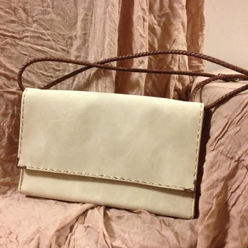 Clutch and Shoulder 2way bag