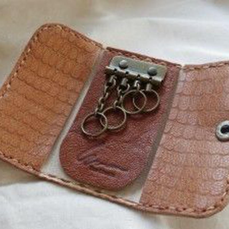 "Semi-custom made item ""key case"""