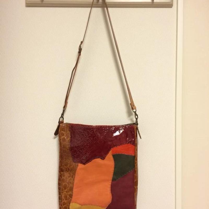 shoulder bag #oblong type