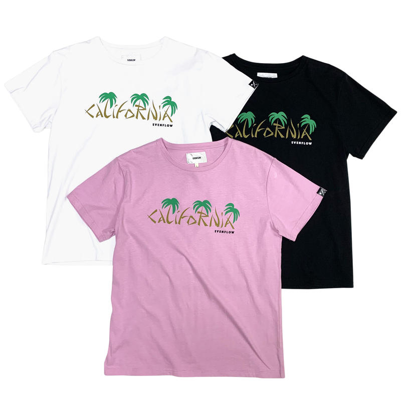 PALM TREE California TEE