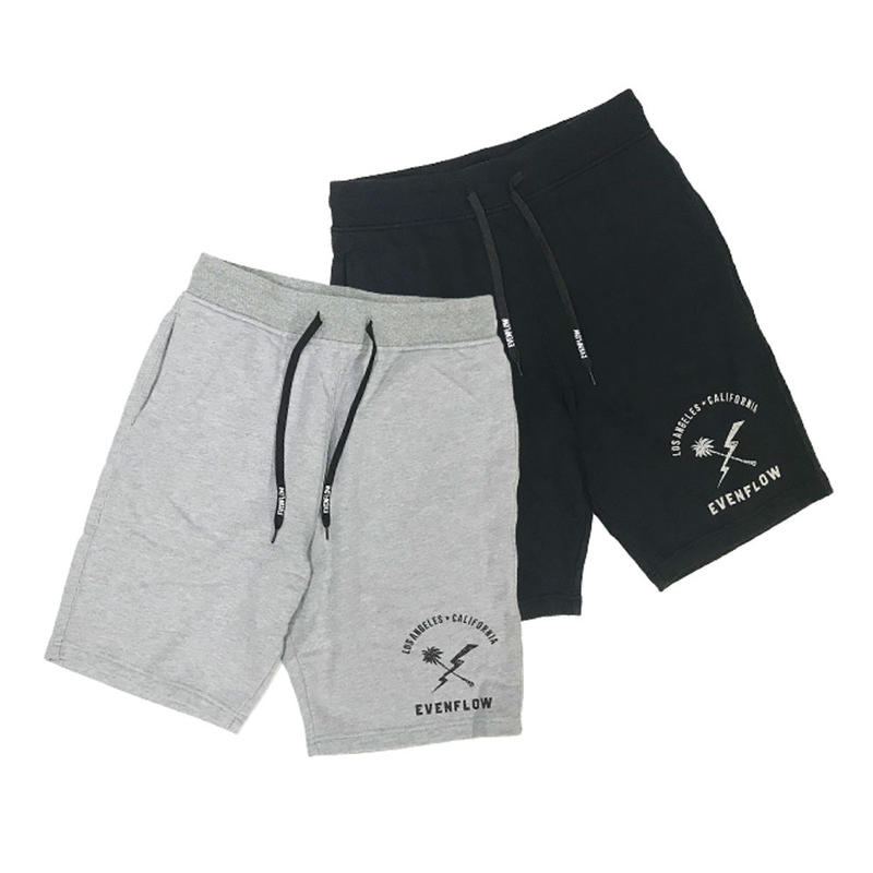 CROSS  LOGO  SWEAT  SHORTS