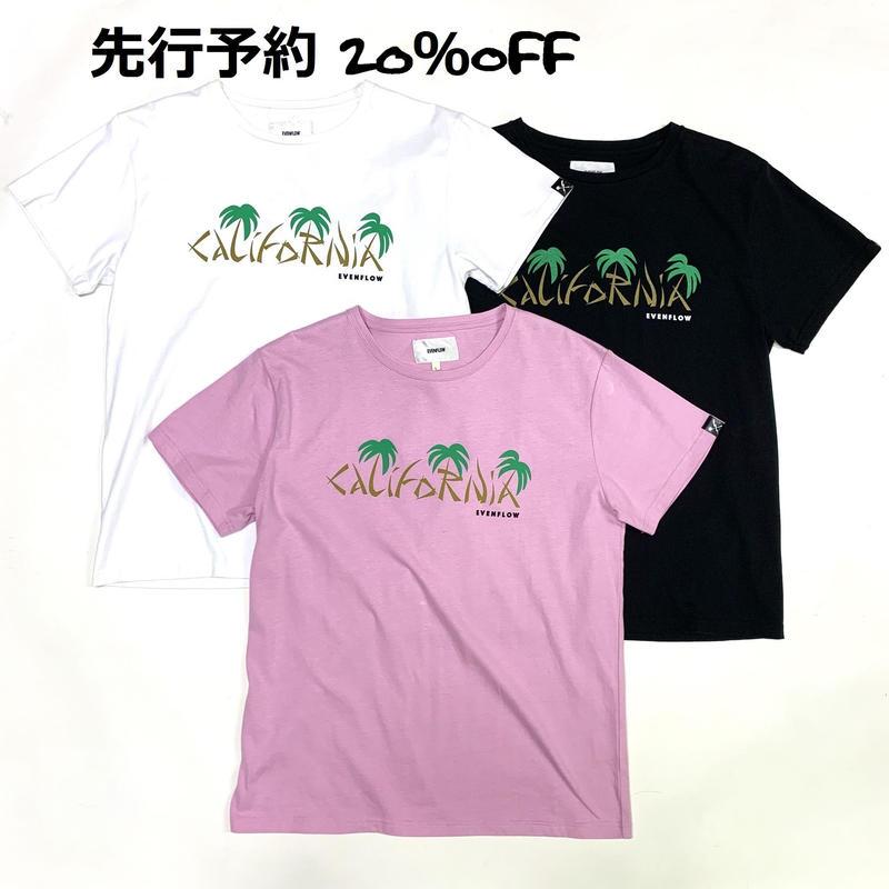 3月下旬発売 PALM TREE California TEE