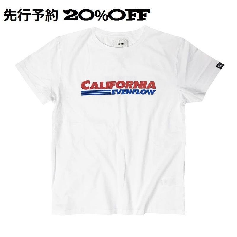 3月下旬発売 MEGA  MART  California  TEE