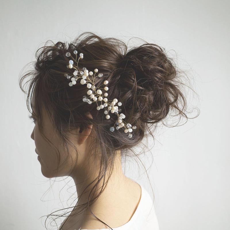 パールヘッドドレス