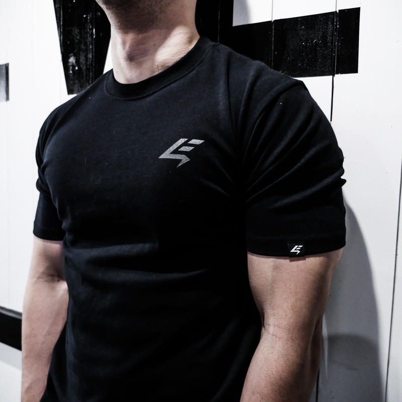 Basic T-shirt(STEALTH)