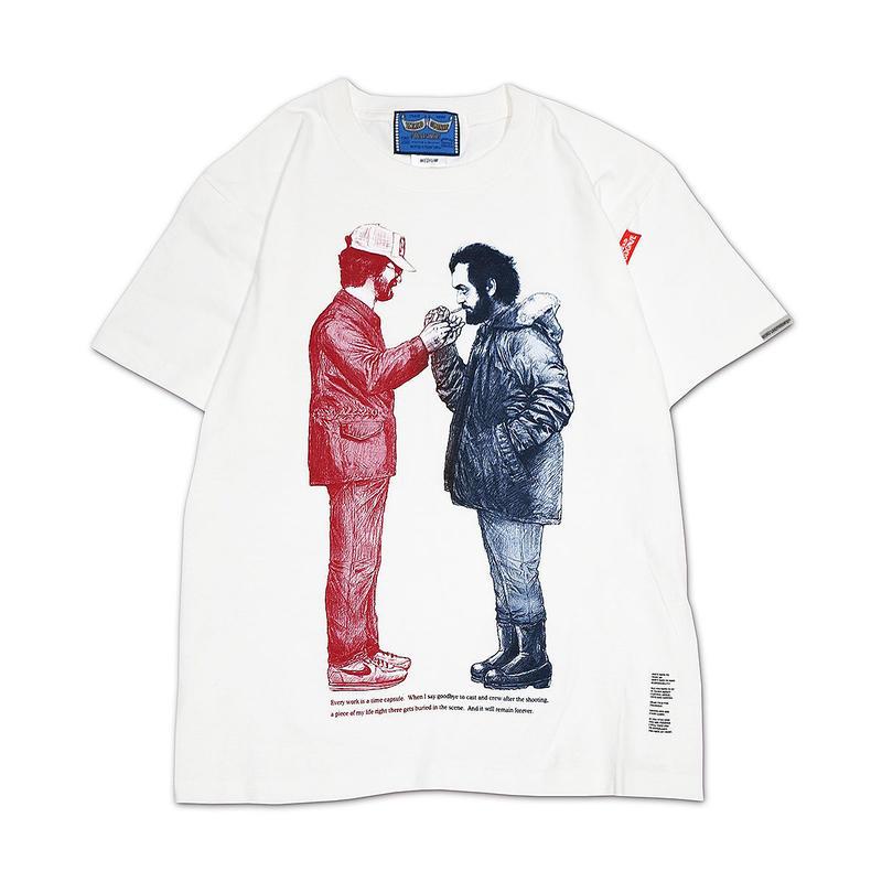 HEADGOONIE x JETLINK DIRECTOR DANCE T-shirts