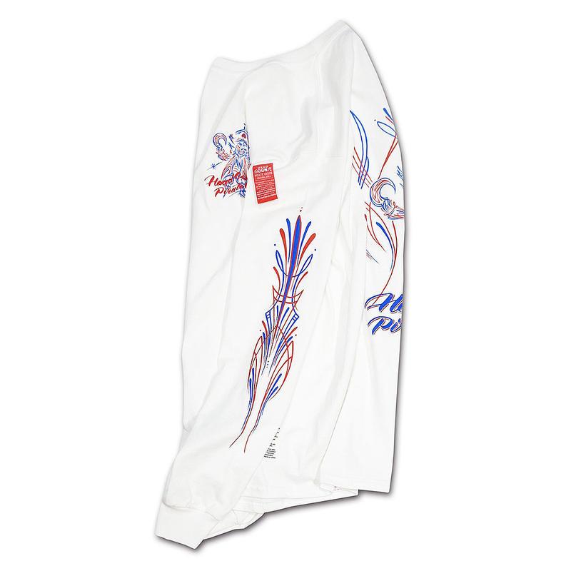 PIRATE PINSTRIPE LONGSLEEVE T-shirts