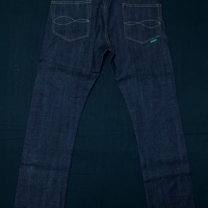 evil likely denim pants  数量限定