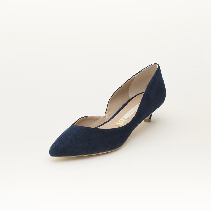 D'ORSAY PUMPS NAVY