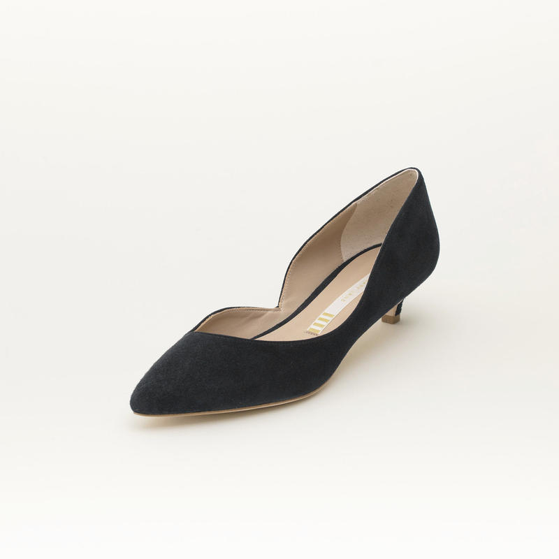 D'ORSAY PUMPS BLACK